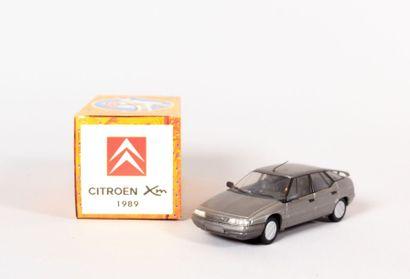 NOREV (CH)  Citroën Xm 1989 - N°JX8897  Echelle...