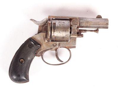 Revolver type British Bulldog cal 12 mm -...