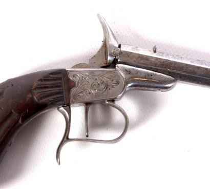 Pistolet de tir de salon cal 6 mm - canon...