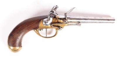 Pistolet règlementaire français de cavalerie...