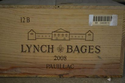 12 BllesCH. LYNCH BAGESPauillac GCC2008...