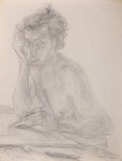 BERINGER Gérard (né en 1947)  La Tombe ivoire...