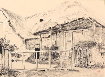 GIRARD Léon (XXème siècle)  Anosti Saône...