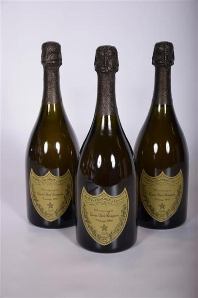 3 BllesChampagne MOËT & CHANDON Brut Cuvée...