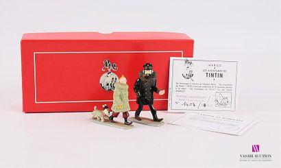 PIXI - HERGÉ / TINTIN Réf. : 4534 Figurines...