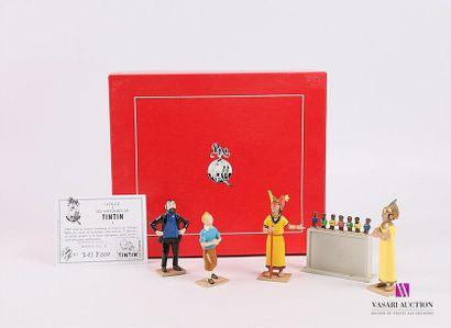 PIXI - HERGÉ / TINTIN Réf. : 4572 Figurines...