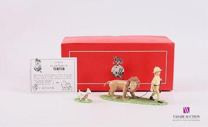 PIXI - HERGÉ / TINTIN Ref : 4561 Figurines...