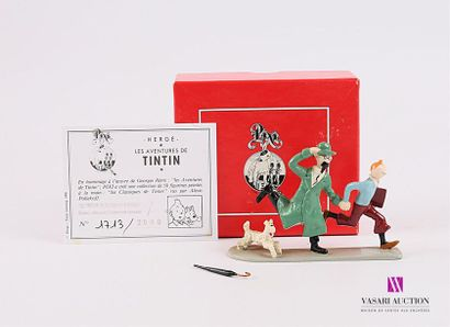 PIXI - HERGÉ / TINTIN Ref : 4526 Figurines...