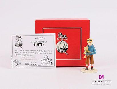 PIXI - HERGÉ / TINTIN Ref : 4550 Figurine...