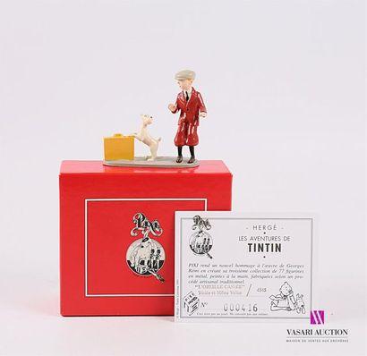 PIXI - HERGÉ / TINTIN Ref : 4545 Figurine...