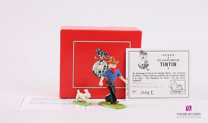 PIXI - HERGÉ / TINTIN Ref : 4522 Figurines...