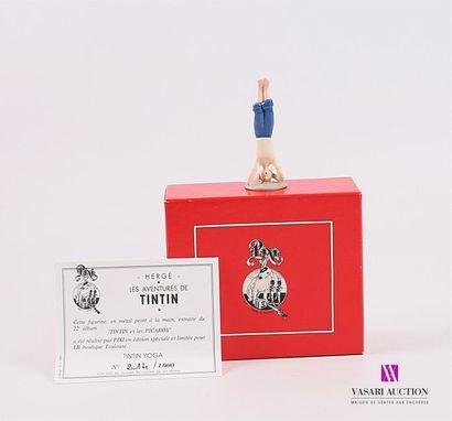 PIXI - HERGÉ / TINTIN Ref : Figurine en plomb...