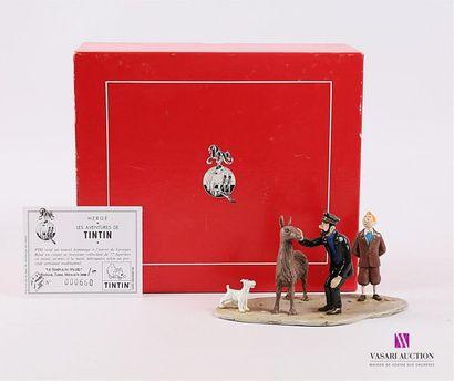 PIXI - HERGÉ / TINTIN Ref : 4573 Figurine...