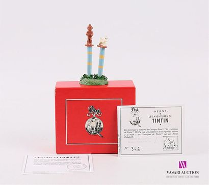 PIXI - HERGÉ / TINTIN Ref : 4538 Figurine...