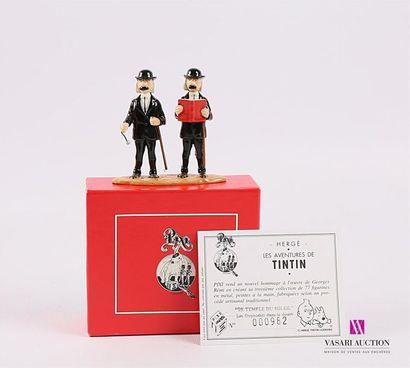 PIXI - HERGÉ / TINTIN Ref : 4560 Figurine...