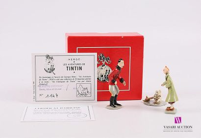 PIXI - HERGÉ / TINTIN Ref : 4525 Figurines...