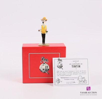 PIXI - HERGÉ / TINTIN Ref : 4551 Figurine...