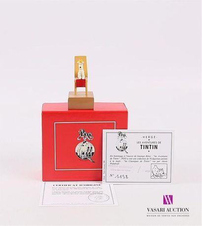 PIXI - HERGÉ / TINTIN Ref : 4529 Figurine...