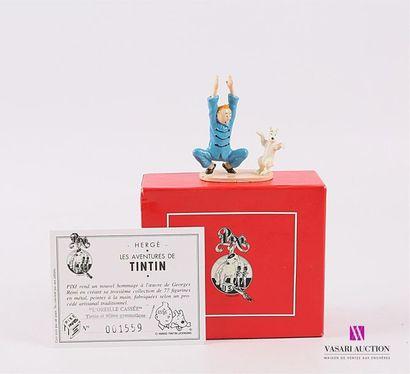 PIXI - HERGÉ / TINTIN Ref : 4556 Figurine...