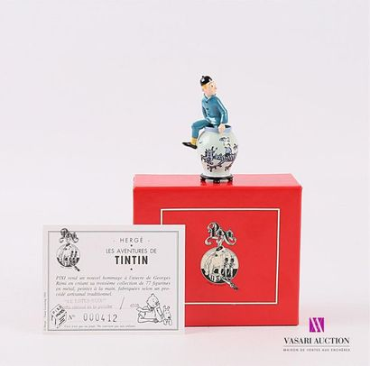PIXI - HERGÉ / TINTIN Ref : 4540 Figurine...