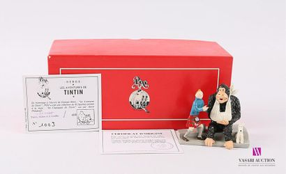PIXI - HERGÉ / TINTIN Ref : 4532 Figurine...