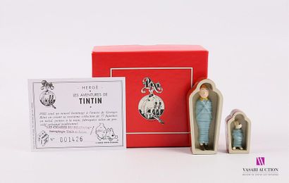 PIXI - HERGÉ / TINTIN Ref : 4547 Figurines...