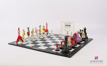 PIXI - HERGÉ / TINTIN Réf. : 40530 Jeu d'échecs...