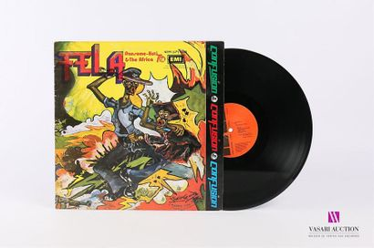 FELA RANSOME-KUTI AND THE AFRICA 70 - Confusion...