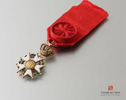 Ordre de la Légion d'honneur, étoile d'officier,...