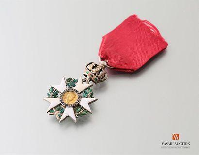 Ordre de la Légion d'honneur, étoile de chevalier,...