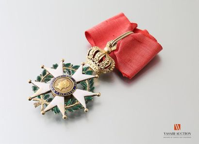 Ordre de la Légion d'honneur, insigne de...