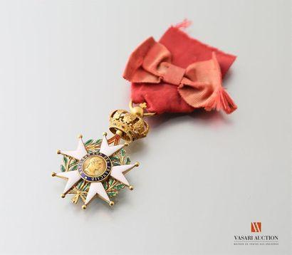 France: Ordre de la Légion d'Honneur, étoile...
