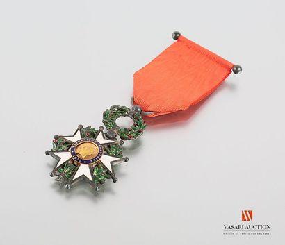 Ordre de la Légion d'Honneur, étoile de chevalier...