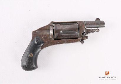 Revolver de poche hammerless - calibre 6...