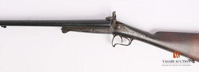 Fusil de chasse à broches, fabrication liégeoise,...