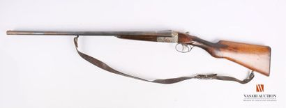 Fusil de chasse HELICE, fabrication stéphanoise,...