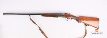 Fusil de chasse ROBUST breveté modèle n°...