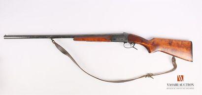 Fusil mono canon BAIKAL, modèle 18EM-M, canon...