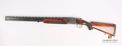 Fusil de chasse WINCHESTER, modèle 101, canons...