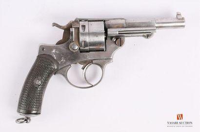 Revolver réglementaire modèle 1873, canon...