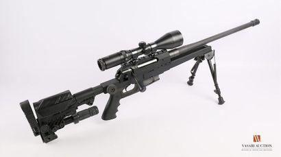 Carabine de tir à verrou RS PRODUCTION UNIQUE,...
