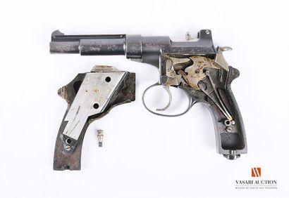 Pistolet Mannlicher modèle 1894, calibre...