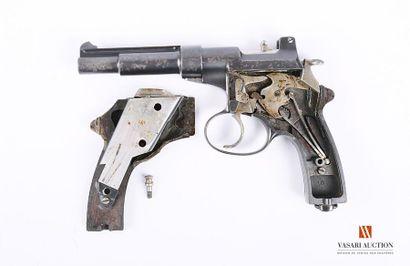 Pistolet Mannlicher modèle 1894, calibre 6,5 mm Mannlicher, numéro 10, canon de...