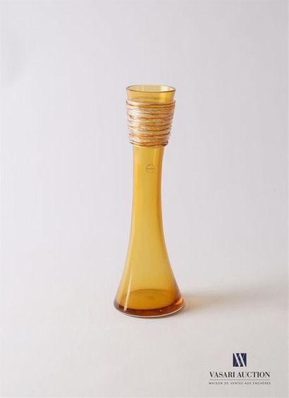 SALVIATI Vase soliflore, modèle Teseo Piccolo...