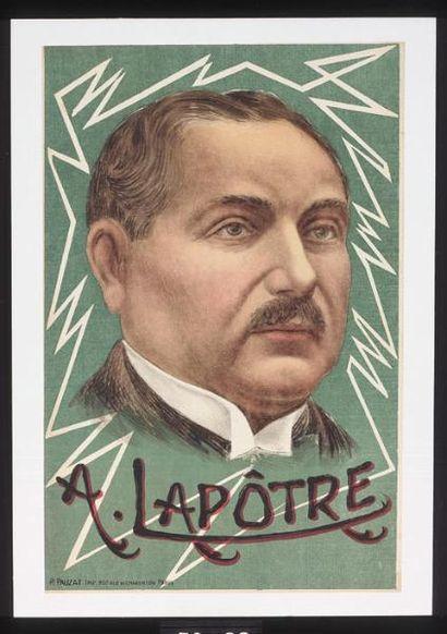 LAPÔTRE Alexandre.
