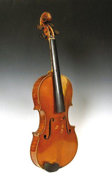 Violon de Nestor Audinot