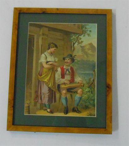 SANS PUBLICITE : COUPLES (Suisse-Allemand)....
