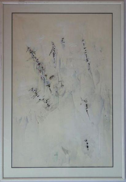 André MASSON (1896-1987) : Les oiseaux dans...