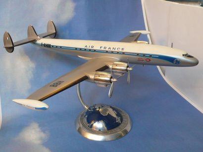 Constellation Air France, grande maquette...