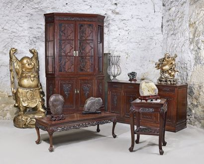Mobilier chinois.